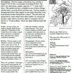 Norway Maple Invasive Plant Information Sheet Acer platanoides Maple Family (Aceraceae)