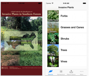 Invasive Mobile Apps | Connecticut Invasive Plant Working Group